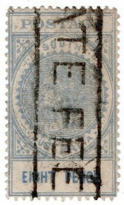 (I.B) Australia - South Australia Postal : 8d Ultramarine (SG 285) Late Fee