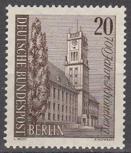 Germany #9N210  MNH F-VF  (S154)