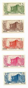 Indo-China 1939 - MNH - Set - Scott #B15-B19 *