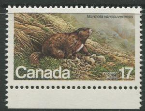 STAMP STATION PERTH Canada #883 Wildlife Issue 1981 MNH CV$0.30