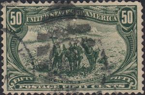 U.S. 291 Used VF (13119)
