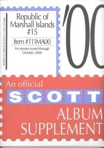 Marshall Islands Supplement # 15