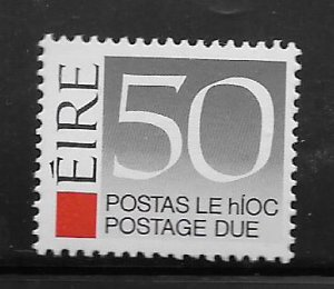 IRELAND, J46, MNH, POSTAGE DUE STAMPS