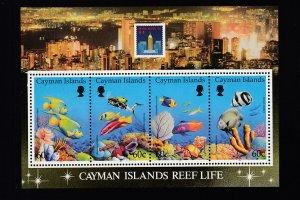 Cayman Islands MNH #676 Souvenir Sheet