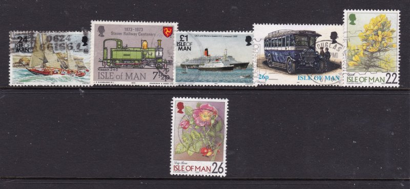 Isle of Man a small M&U collection