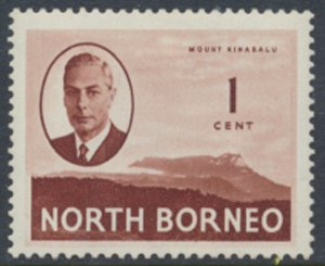North Borneo  SG 356 SC# 244 MH   see scans and details
