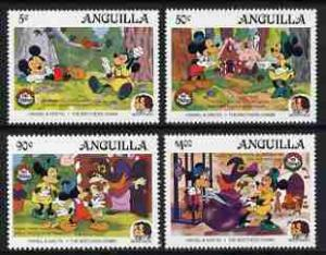 Anguilla 1985 Birth Bicentenaries of Grimm Brothers set o...