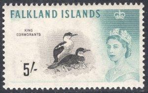 FALKLAND ISLANDS SCOTT 140