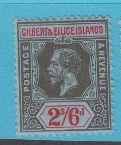 GILBERT & ELLICE ISLANDS 24 MINT HINGED OG  NO FAULTS VERY FINE