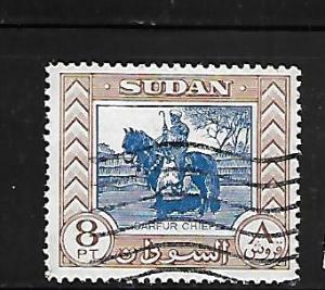 SUDAN, 111, USED, DARFUF CHIEF