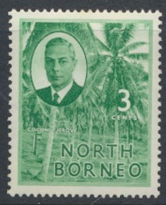North Borneo  SG 358 SC# 246 MH    see scans and details