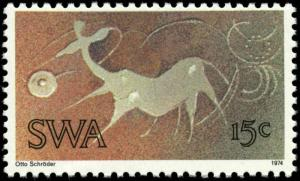 South West Africa Scott #369 Mint Never Hinged