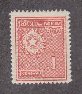 Paraguay Scott #269 MH