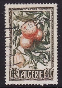 Algeria #231 F-VF Used Oranges and Lemons