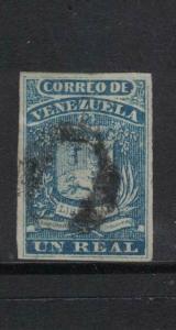 Venezuela SC 2 Item One VFU (1dvy)