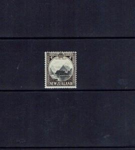 New Zealand: 1936 4d Mitre Peak  SG 583, mint lightly hinged