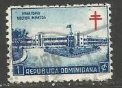 Dominican Republic RA9 VFU Y832-6