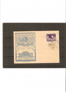 Memory card for Stamp Day 1942 by L. Hesshaimer