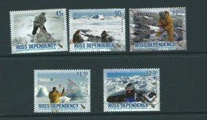 ROSS DEPENDENCY SG99/103 2006 NEW ZEALAND  ANTARCTIC PROGRAMME MNH