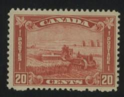 Canada #175 MINT F-VF OG LH Cat$42.50