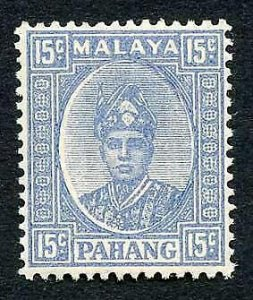 Pahang SG39 15c Ultramarine M/M Cat 45 pounds