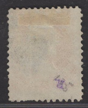 US Stamp #71 30c Orange Franklin  USED SCV $225.00