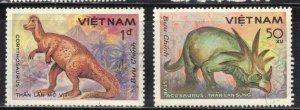 VIETNAM SC# 1428+1430 *USED*  1d+50xu 1984   SEE SCAN