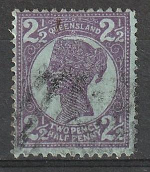 #116 Queensland Used