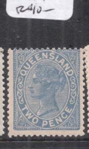 Queensland SG 234 MNH (9dls)