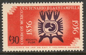 MEXICO 893, 30¢ Centenary of 1st postage stamps. MINT,; NH. VF.