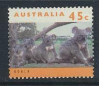 Australia SG 1456  Used  - wildlife Koala