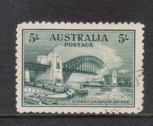Australia #132 VF Used