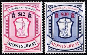 Montserrat. 1983 Complete Set(2v). Unmounted Mint