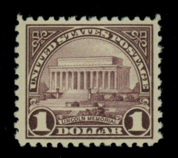 571 MINT F-VF OG NH Cat$75