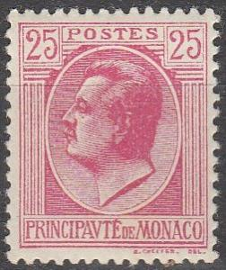 Monaco #69 F-VF Unused (K1002)