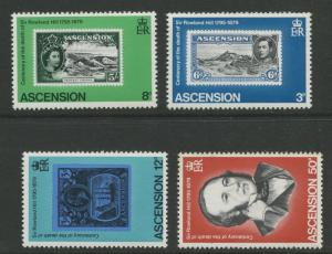 Ascension - Scott 247 - 250 - General Issue -1979 - MNH - Set of 4 Stamps