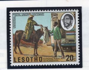Lesotho MNH Scott Cat. # 169