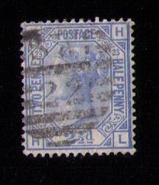 SG 157 Great Britain (PL 23) F-VF