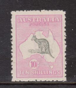 Australia #55 Mint