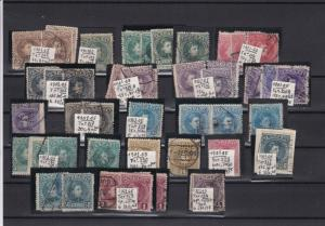 Spain 1901-1905 Stamps Ref 23308