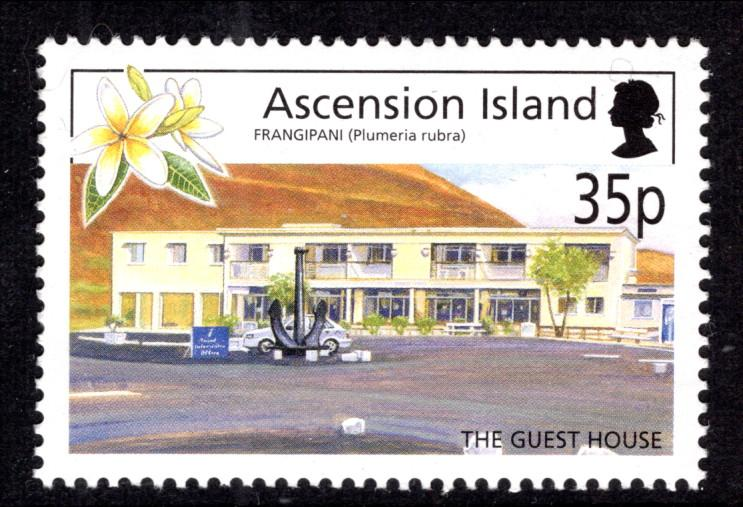 Ascension 807 MNH VF