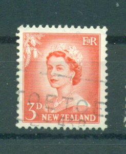 New Zealand sc# 309 used cat value $.25