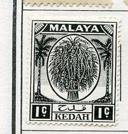 Kedah MH Scott Cat. # 61