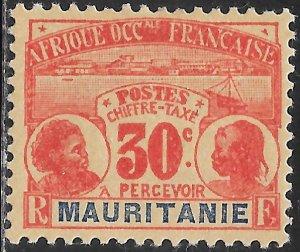 Mauritania J5 Unused/Hinged - Natives