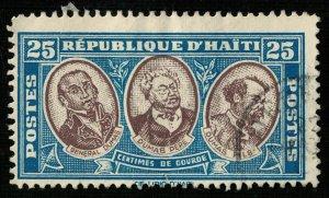 Haiti, 25c (4166-т)