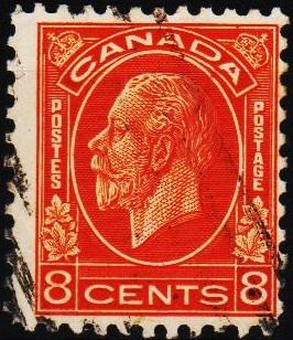 Canada. 1932 8c S.G.324 Fine Used