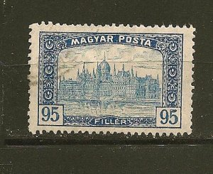 Hungary 189 Parliament Used