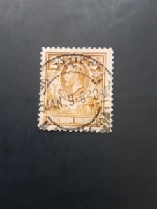 *Northern Rhodesia #4                      Used