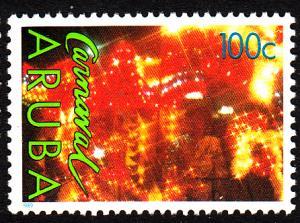 Aruba MNH Scott #42 100c Entertainer - Carnival