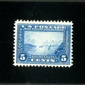 US Stamps # 399 XF OG NH Fresh Mint State